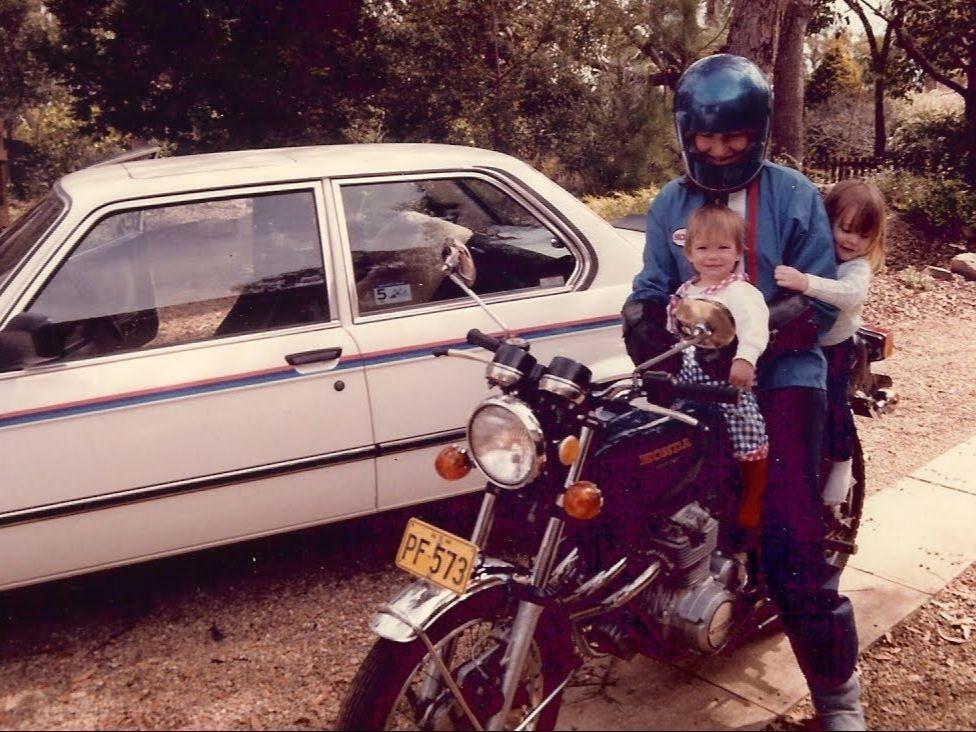 1979 Honda 395cc CB400N