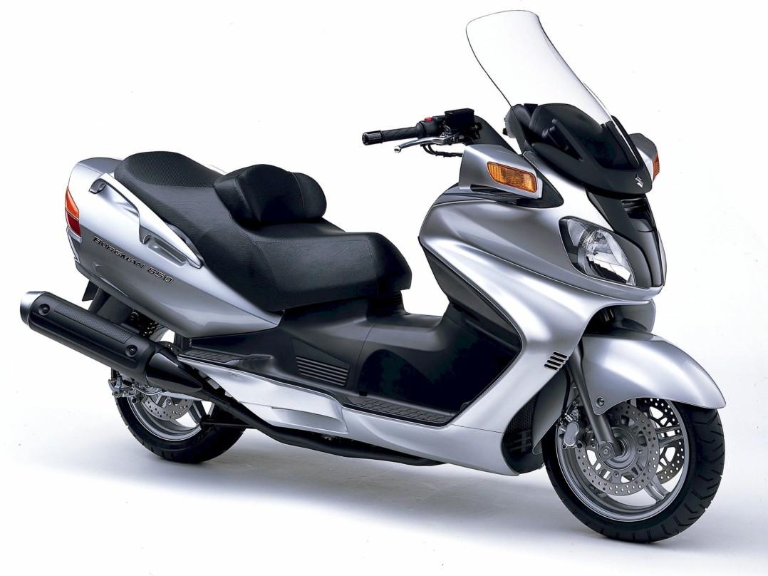 2003 Suzuki 638cc BURGMAN 650 (AN650)