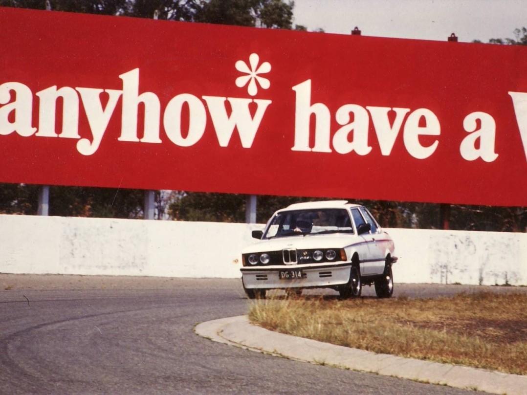 1982 BMW 323i MOTORSPORT