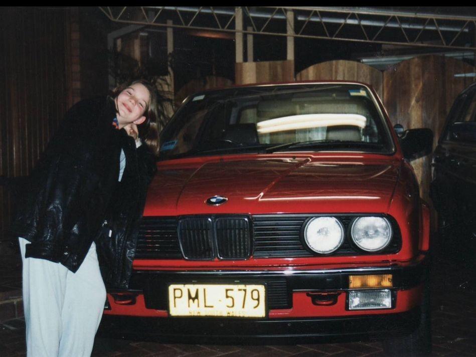 1986 BMW 323i