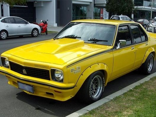 1975 Holden Torana LH SL/R