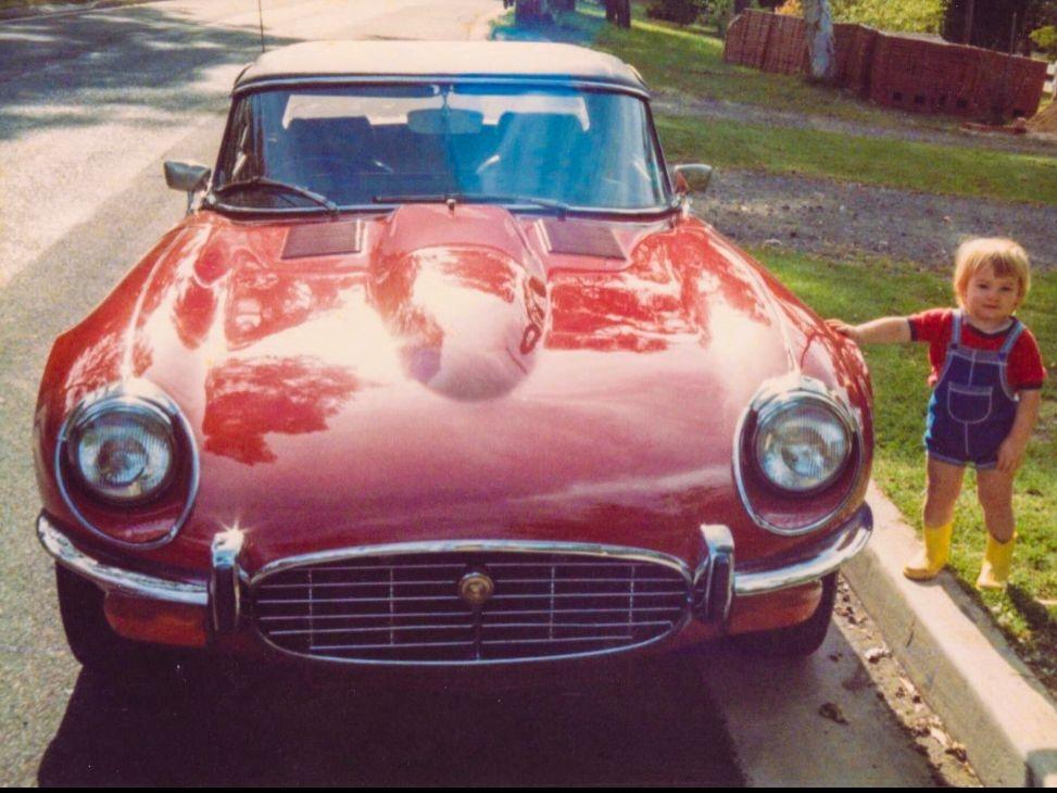 1973 Jaguar V12 E-type Series 3