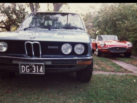 1974 BMW 525i EXECUTIVE