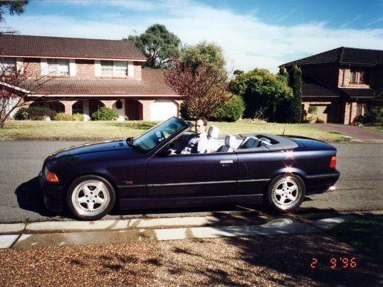 1996 BMW 325Ci SCHNITZER