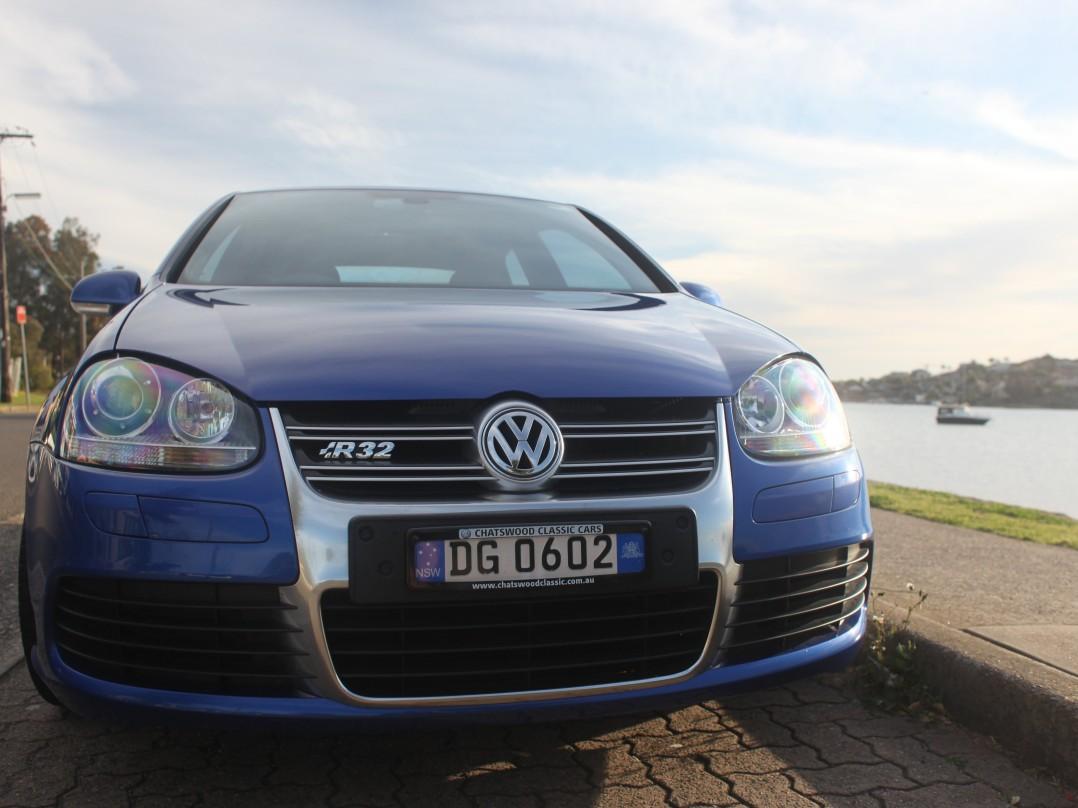 2010 Volkswagen GOLF R32