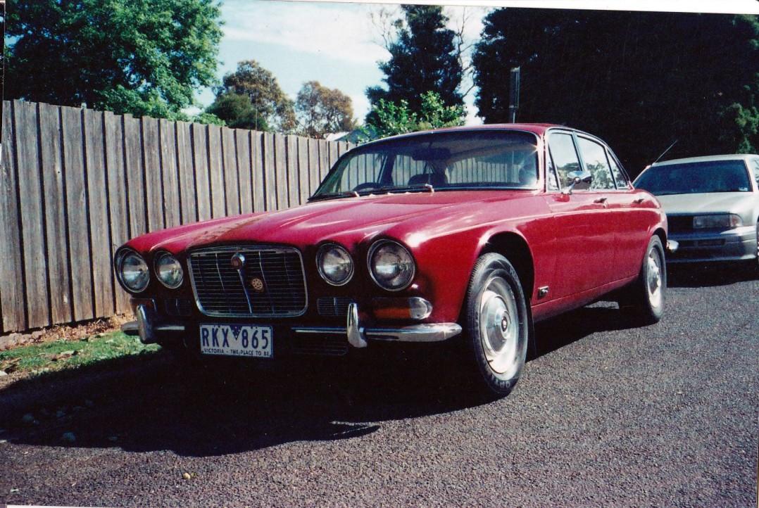 1971 Jaguar XJ 6