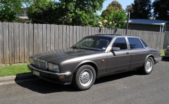 1991 Jaguar XJ 40