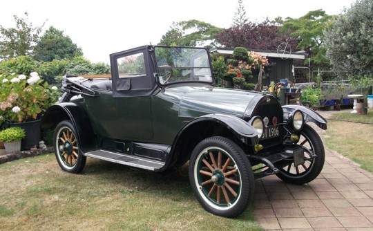 1917 Overland 85