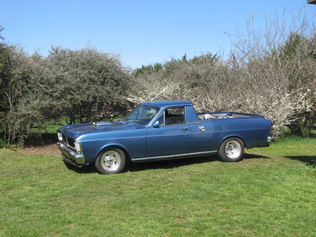 1971 Ford xy