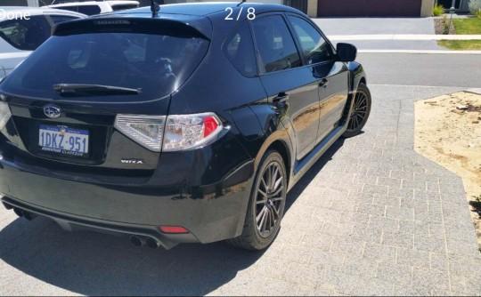 2010 Subaru IMPREZA WRX (AWD)