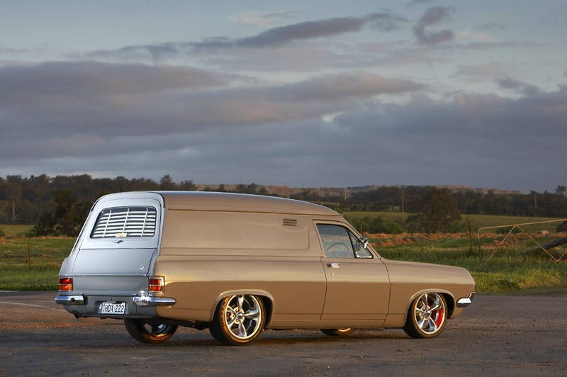 1965 Holden hd delivery