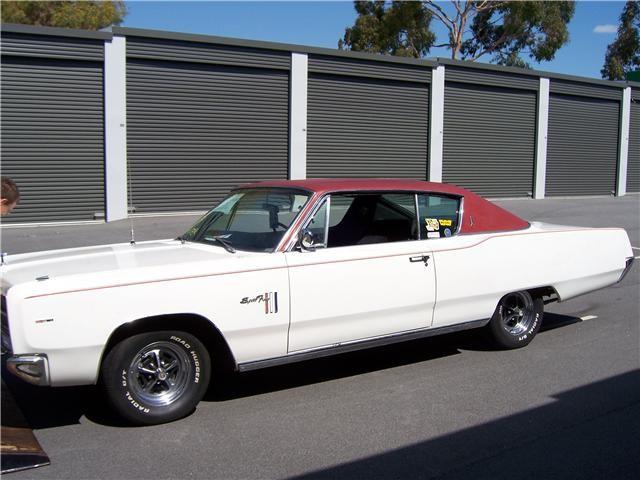 1967 Plymouth Fury Sport