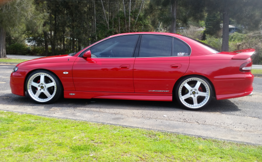 1997 Holden Special Vehicles VT  Clubsport