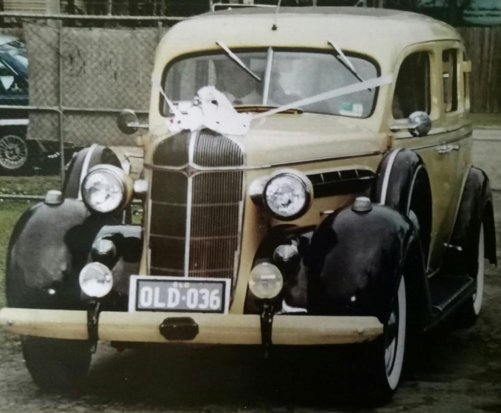 1936 Chrysler Unknown