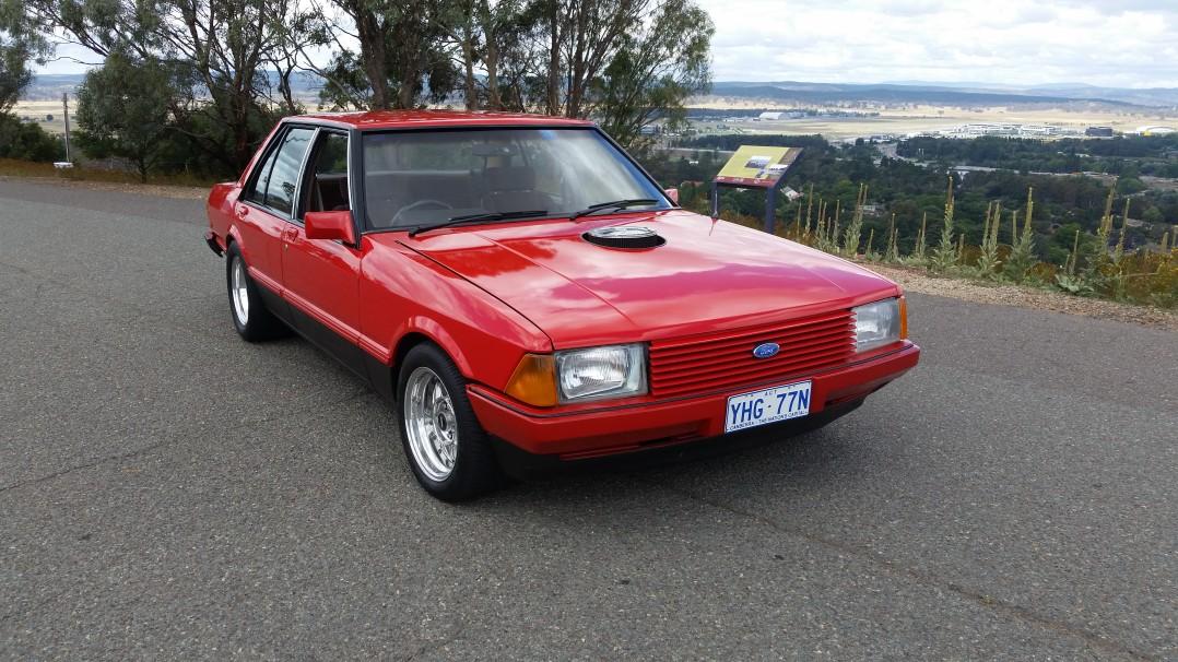 1979 Ford FALCON
