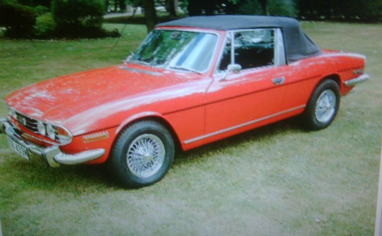1974 Triumph STAG