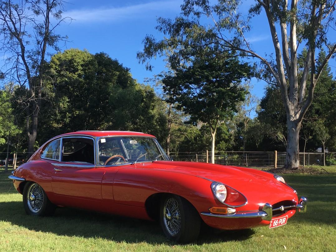 1967 Jaguar E TYPE 4.2