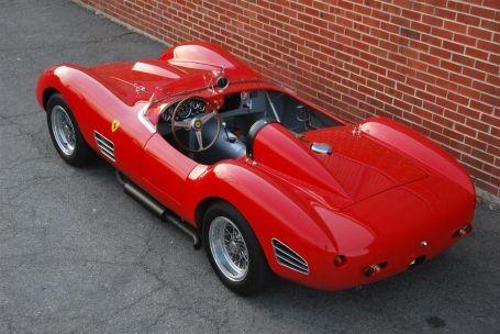 1958 Ferrari 196S