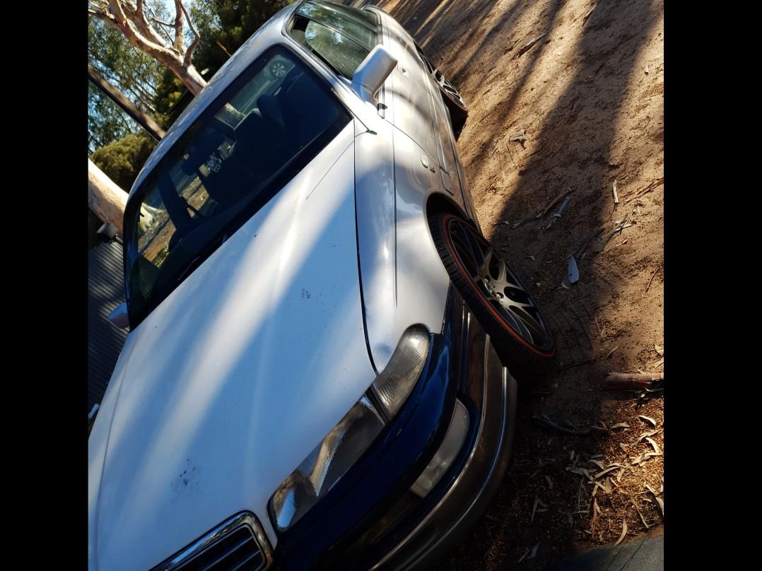 1996 Holden GRANGE