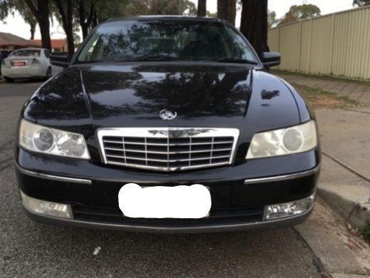 2004 Holden STATESMAN