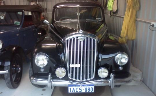 1951 Wolseley 6/80