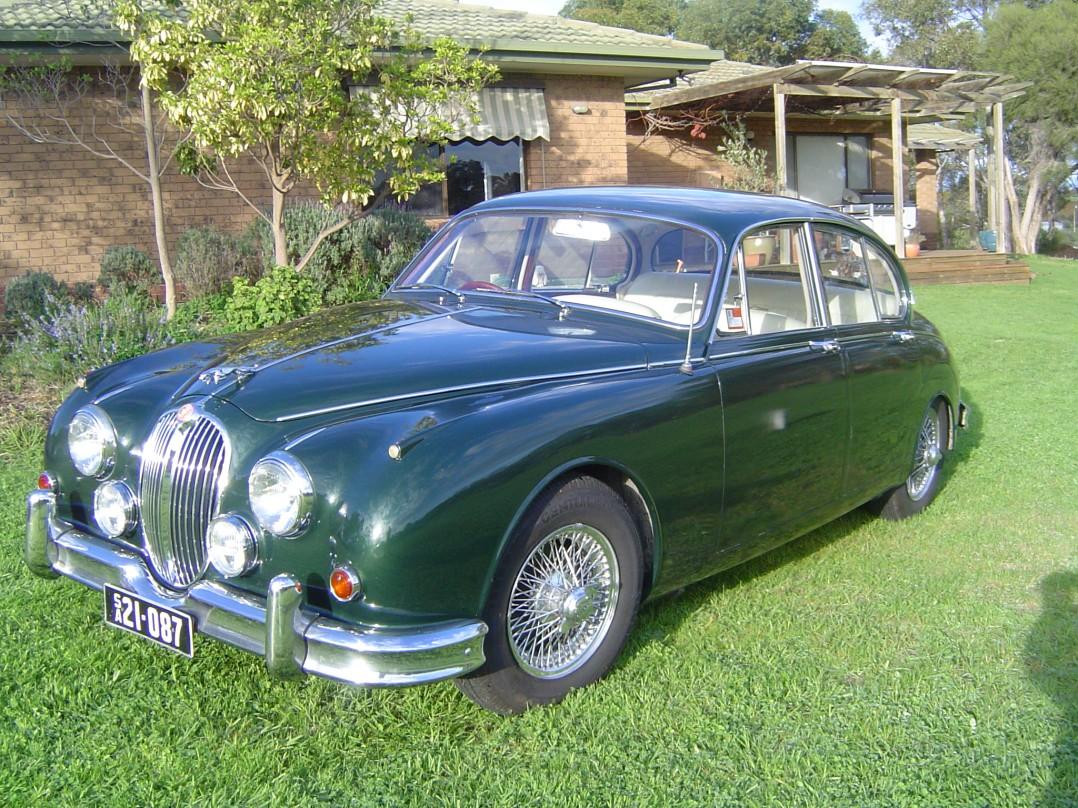 1963 Jaguar MK2