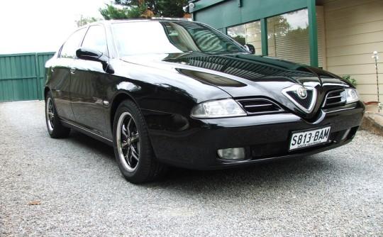 2003 Alfa Romeo 166 3.0 V6