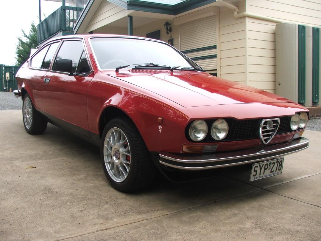 1975 Alfa Romeo Alfetta GT