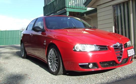 2005 Alfa Romeo 156 2.5 v6 24v