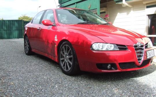 2004 Alfa Romeo 156 JTS SELESPEED Ti