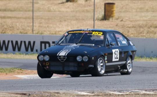 1982 Alfa Romeo Alfetta GTV Nuova