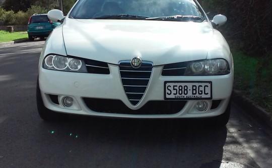 2004 Alfa Romeo 156 TI
