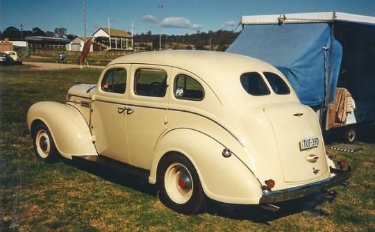 1939 Dodge d12