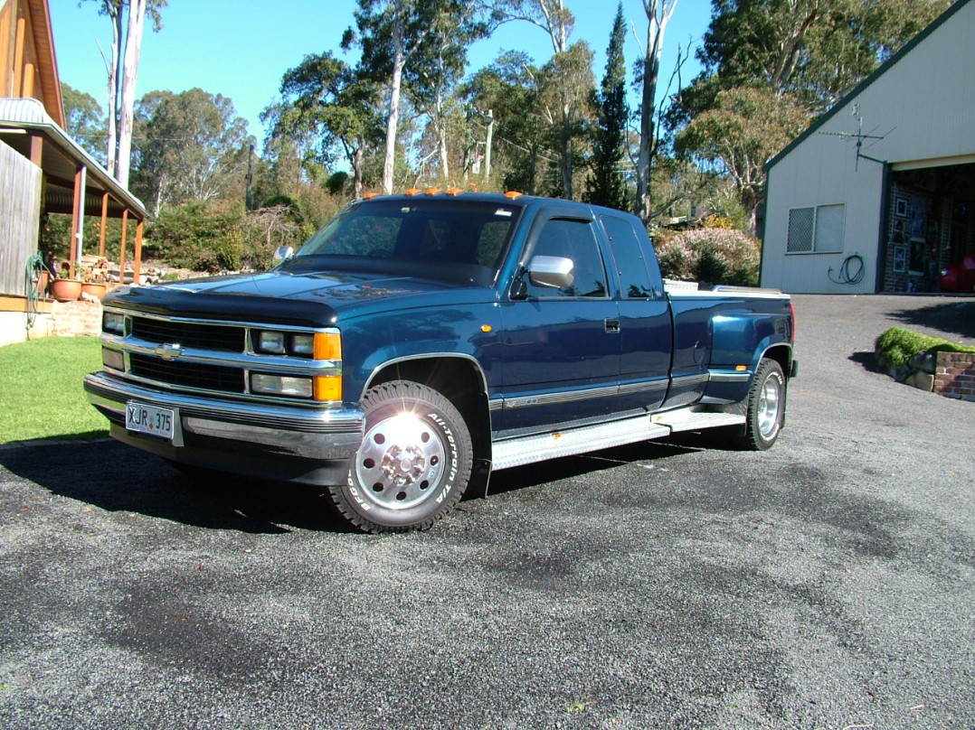 1994 Chevrolet SILVERADO / SIERRA GREY IMPORT