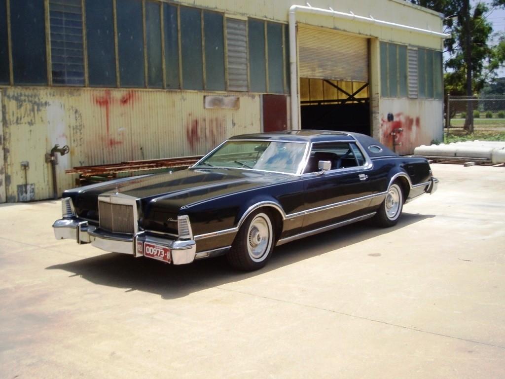 1976 Lincoln Continental MKIV