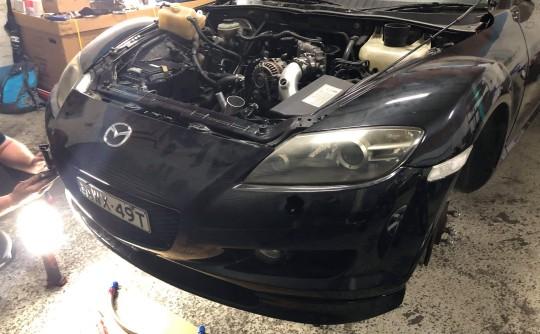 2004 Mazda RX-8 LUXURY