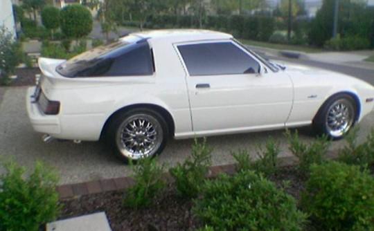 1984 Mazda RX-7 Series 2