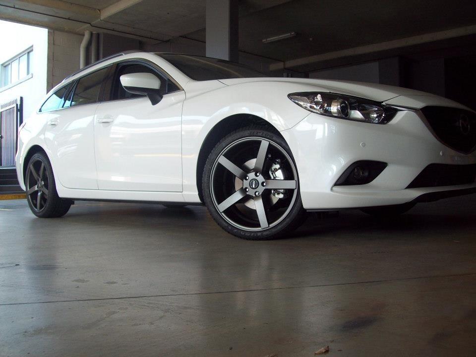 2012 Mazda 6 Diesel Touring