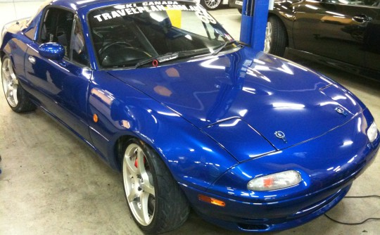1990 Mazda MX5