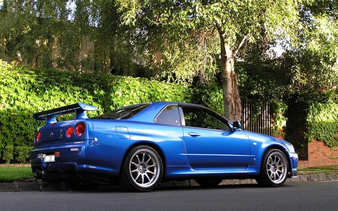 2001 Nissan SKYLINE GTR