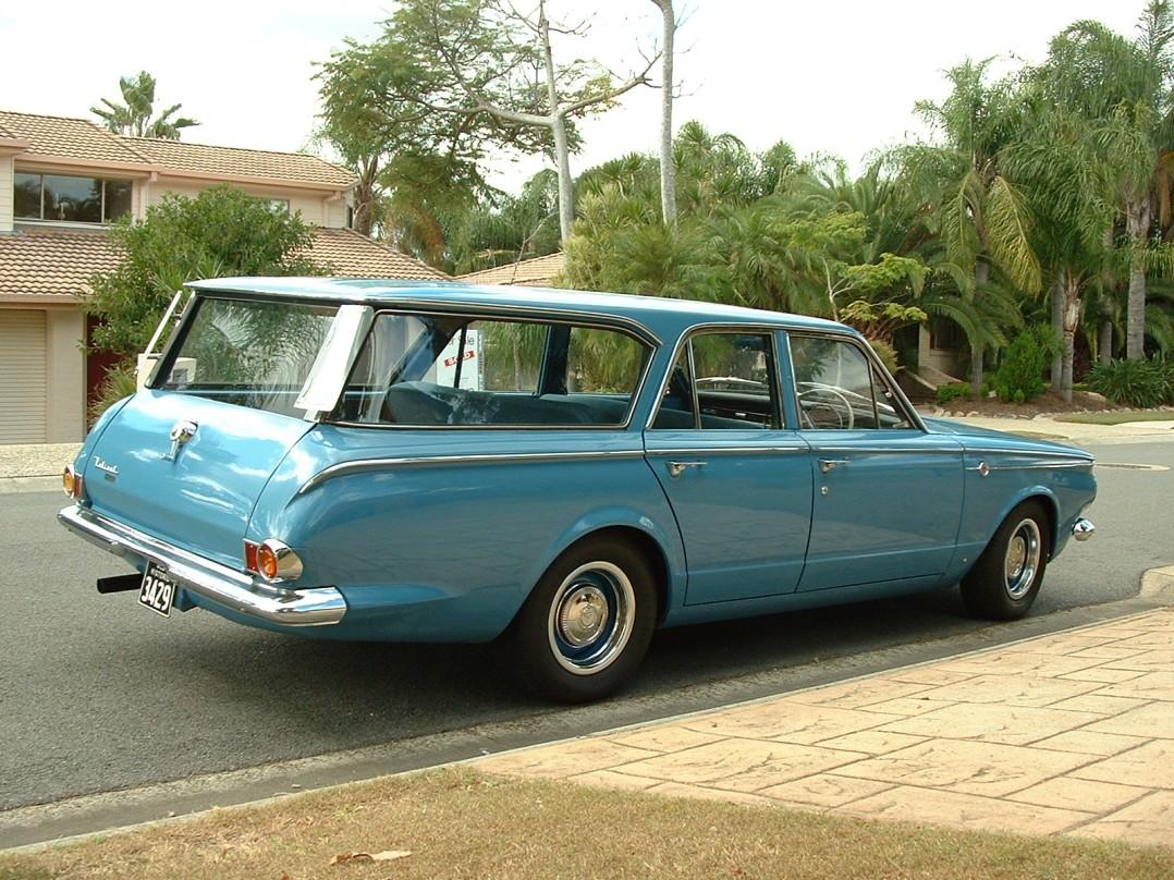 1966 Chrysler Valiant AP6