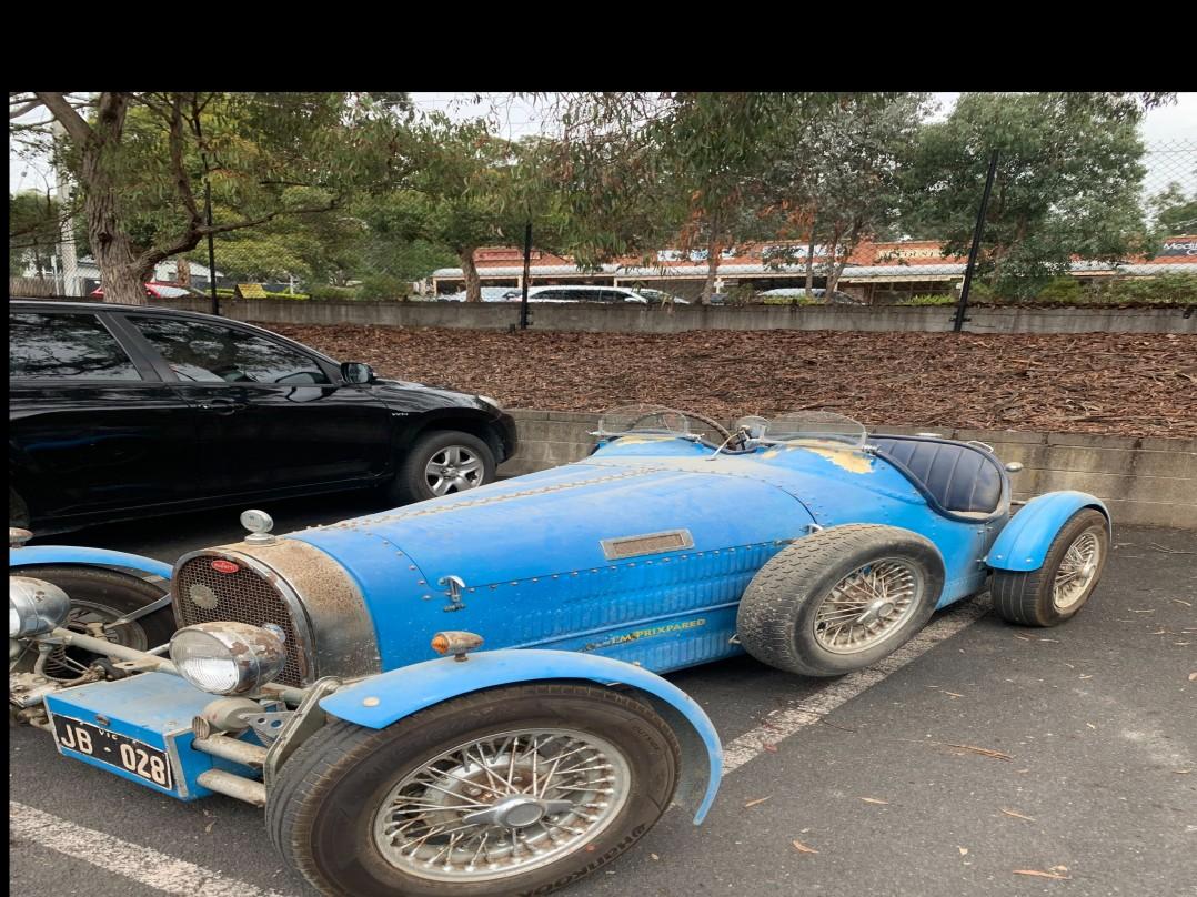 1966 Bugatti Beachy special