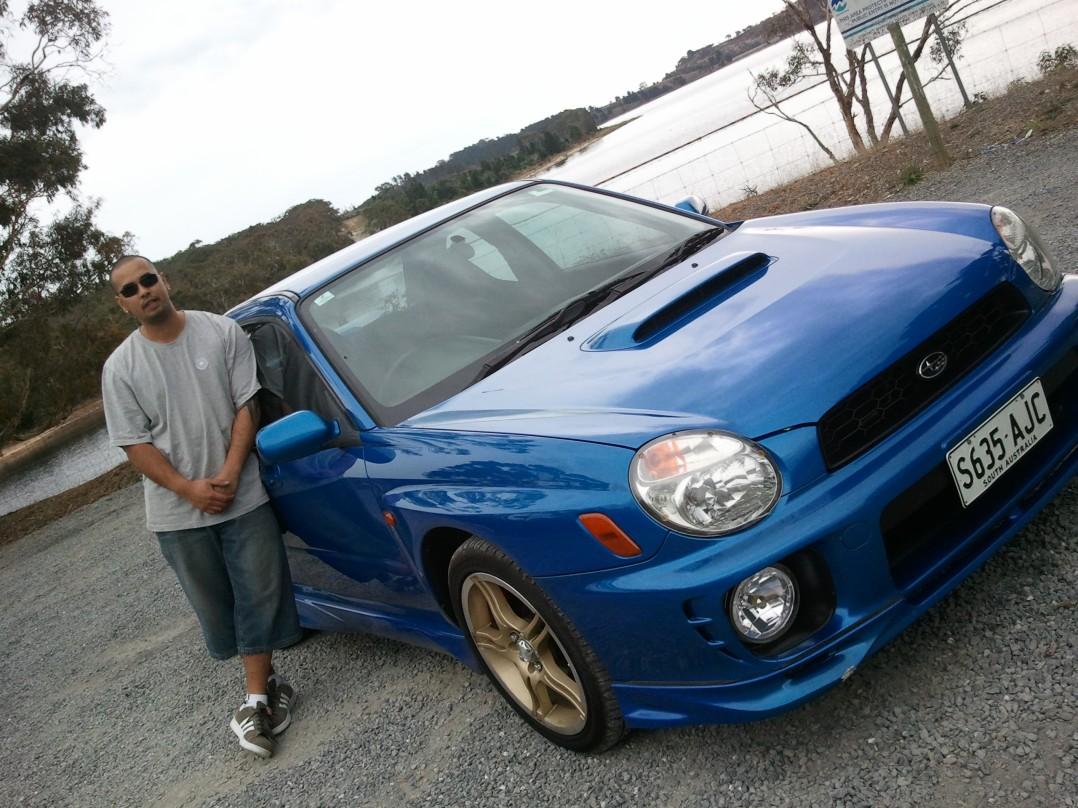 2002 Subaru IMPREZA 2.0i (AWD)