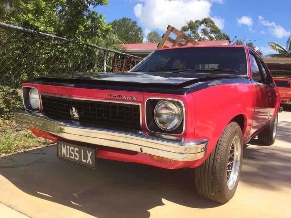 1977 Holden LX SL Torana