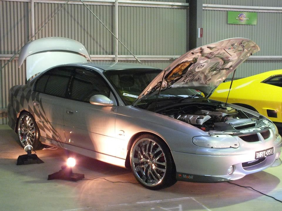 2001 Holden Commodore VX SS