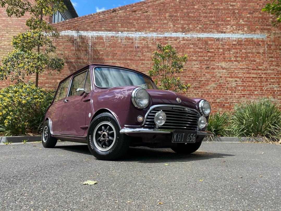 1969 Morris MINI K 1000
