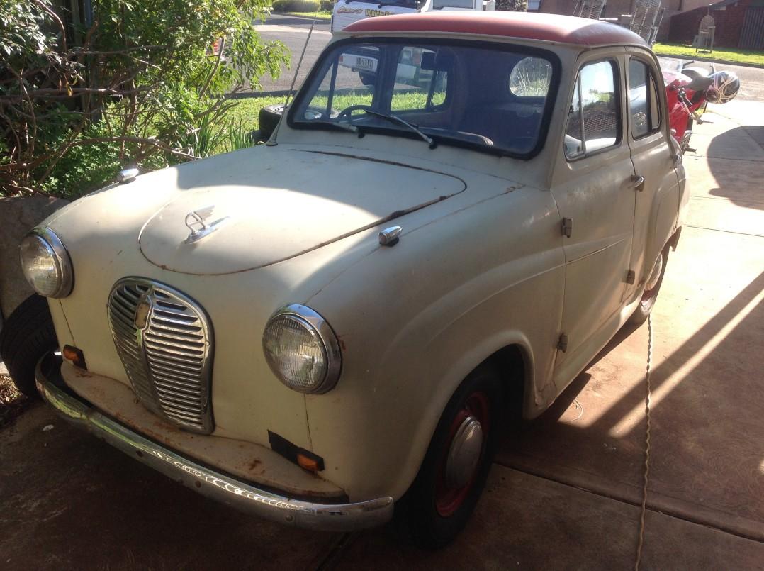 1955 Austin a30 A30