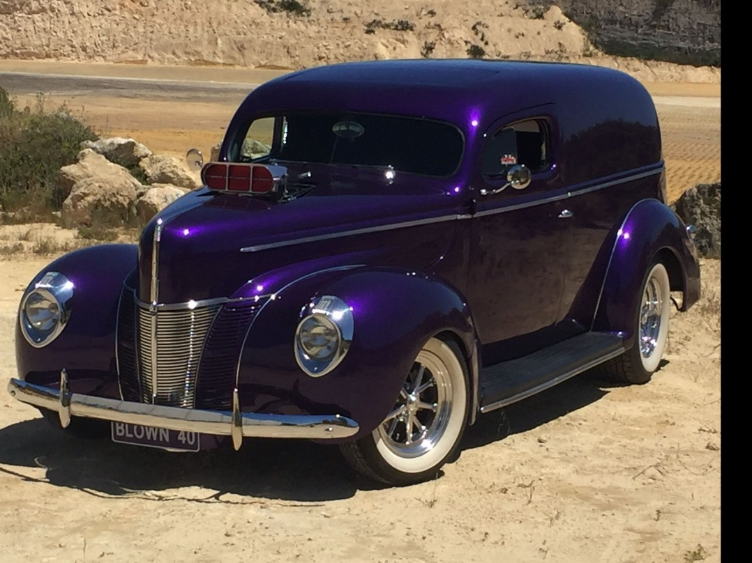 1940 Ford Ford deluxe delivery