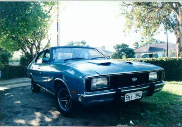 1976 Ford Fairmont GXL