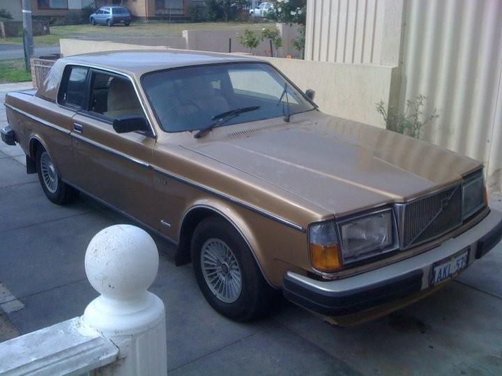 1980 Volvo 262c Bertone